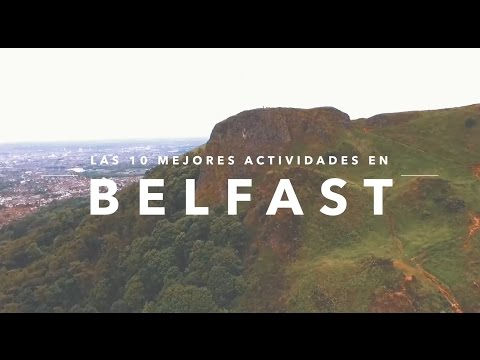 10 cosas que hacer en Belfast