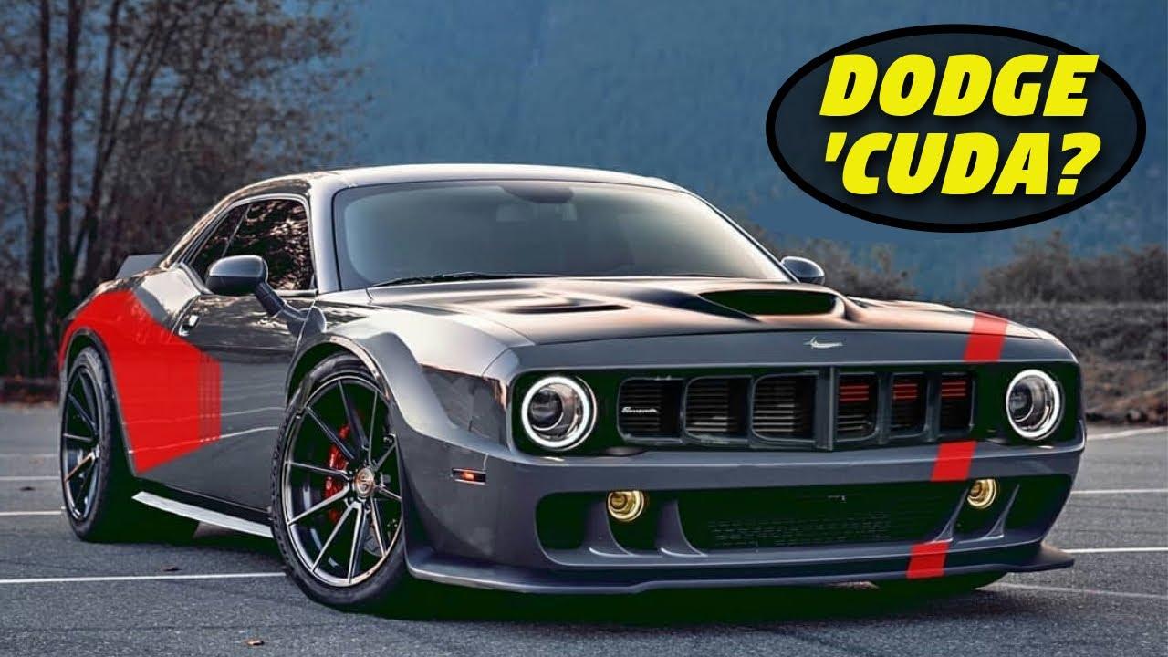 Modern-Era Dodge Barracuda Rumors + Discussion ...