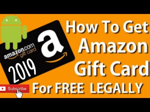 Download Free Amazon Gift Cards How To Get Free Amazon Gift