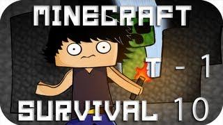 Minecraft Español - Survival 1.4.7 #10 - ¡Haciendo un huerto en condiciones!