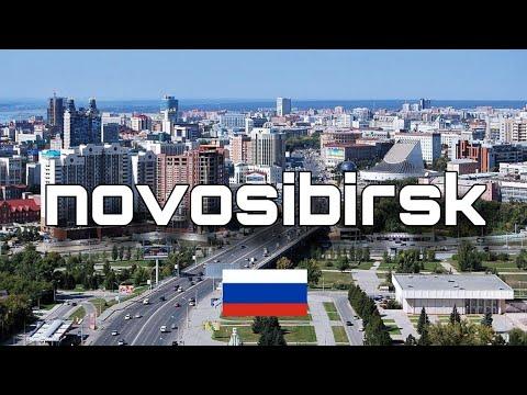 REACTION TO    novosibirsk - russia 2019 ..:: siberia's marvellous metropolis   новосиби́рск