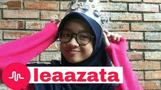 Best Musically Keren Leaazata   Musically Indonesia   Muser Indonesia