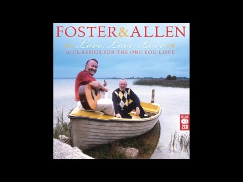 Foster And Allen - Love, Love, Love CD