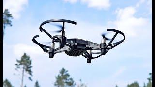 Демонстрація можливостей дрона Netlog Tello