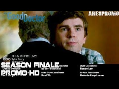 "The Good Doctor 1x18 Trailer Season 1 Episode 18 Promo/Preview HD ""more"" Season Finale"