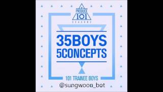 [PRODUCE 101 S2 5 CONCEPTS] Oh Little Girl mp3.