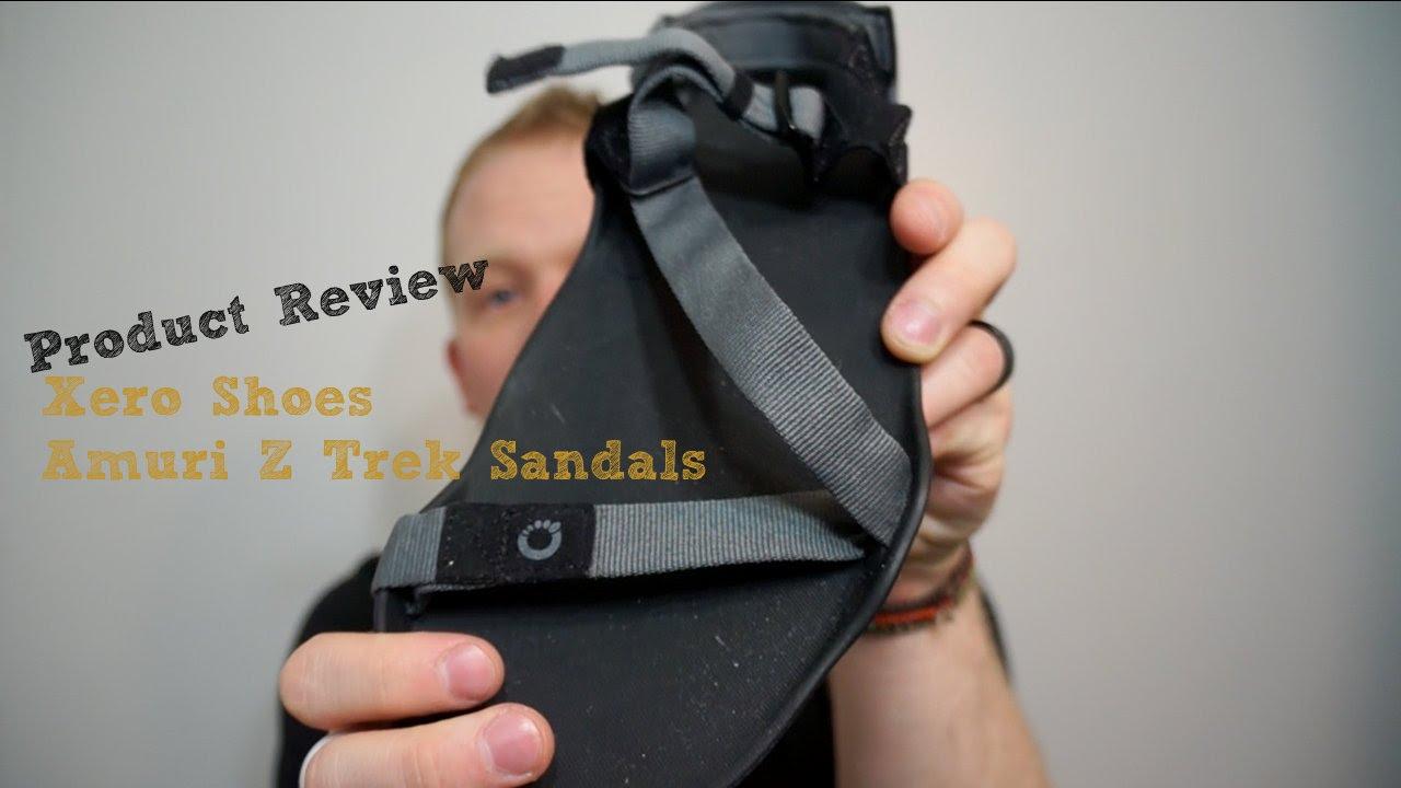 049c041d9c29 Xero Shoes Amuri Z-Trek Sport Sandal Review - YouTube