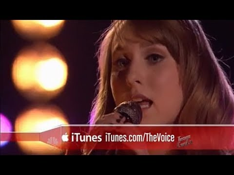 Caroline Pennell - We're Going to Be Friends - The Voice USA 2013 TOP 20