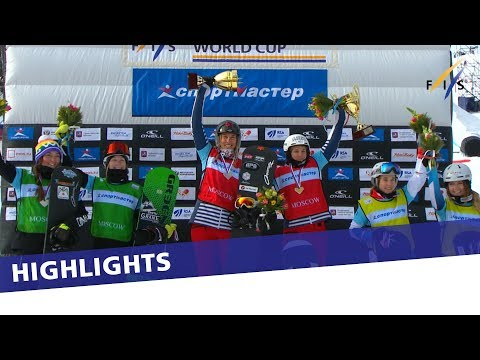 Moenne Loccoz/Trespeuch win in Moscow to stay unbeaten in Team SBX | Highlights