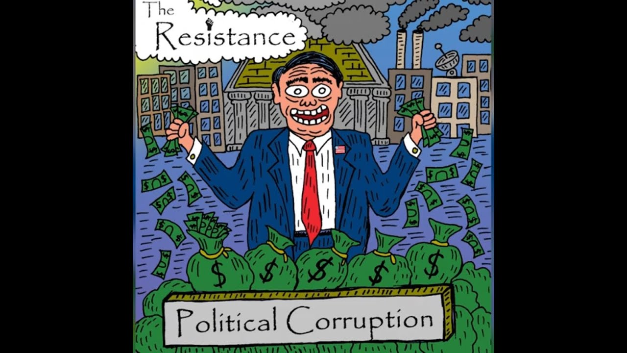 Political Corruption (official music video)