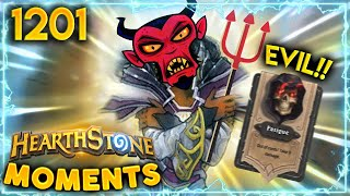 Northshire Clerics CAUSED HIS DEATH! | Hearthstone Daily Moments Ep.1201