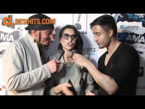 2011 UK Asian Music Awards (UKAMA) Press Launch and After Party - Jaya