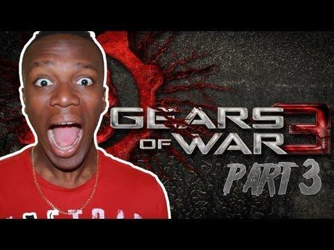 KSIOlajidebt Plays | Gears of War (Part 3)