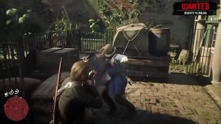 Video Massacre in Saint Danis Highest Bounty of 1500 in RDR2 Red Dead Redemption 2 Like a Boss download MP3, 3GP, MP4, WEBM, AVI, FLV November 2018