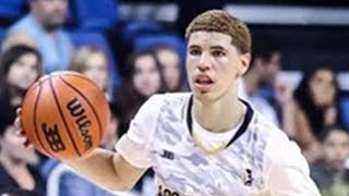 "LaMelo Ball QUALIFYING for NCAA Basketball Will be ""EXTREMELY CHALLENGING""!"