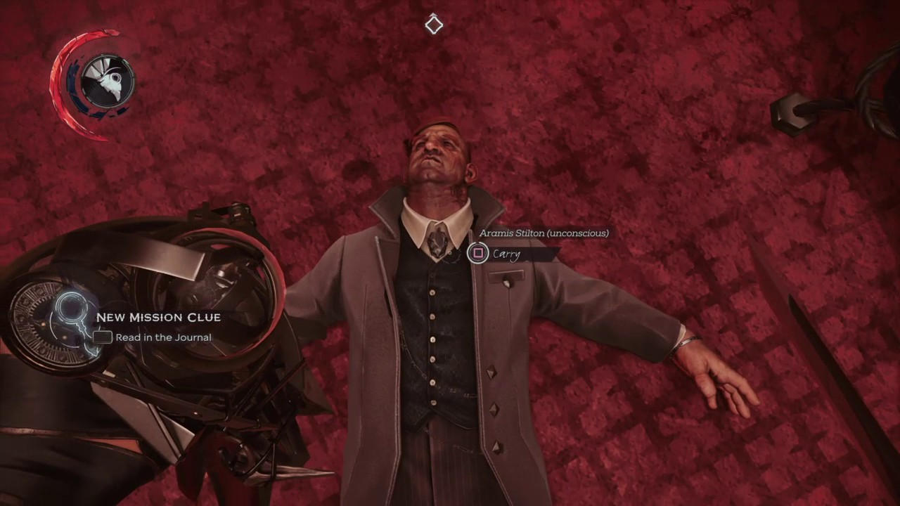 dishonored 2 how to get to aramis stilton
