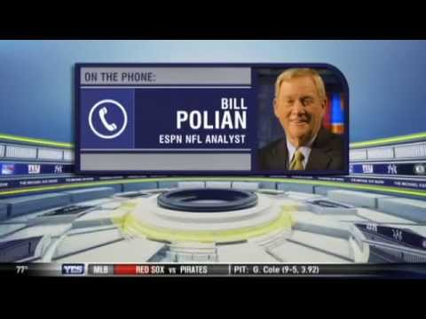 Bill Polian gives some insight on how an NFL GM handles player conduct - The Michael Kay Show