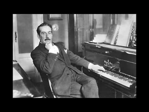 G.Puccini  Ch'ella mi creda  karaoke