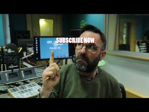 BBC 6 Music's Shaun Keaveny Vlogs