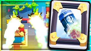 8 spell cycle FINALLY broke Clash Royale