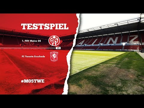 LIVE: Testspiel | 1. FSV Mainz 05 - FC Twente Enschede | 05er.tv