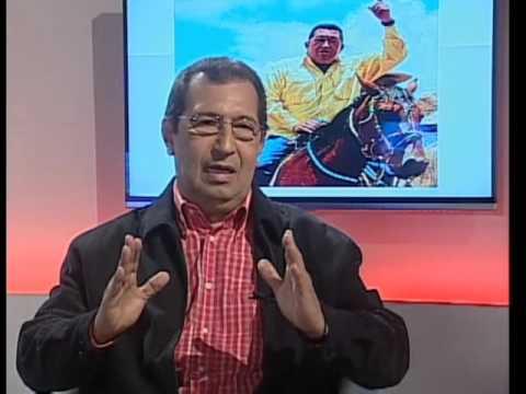 Conversando con Adán Chávez Frías