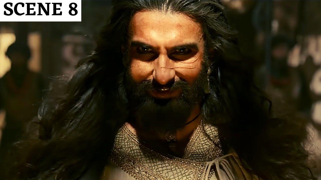 Download Padmaavat | Scene 8 | Cruel Intentions | Deepika Padukone | Ranveer Singh | Shahid Kapoor