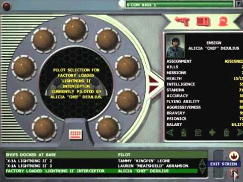 Let's Play X-COM Interceptor Experienced 7 |