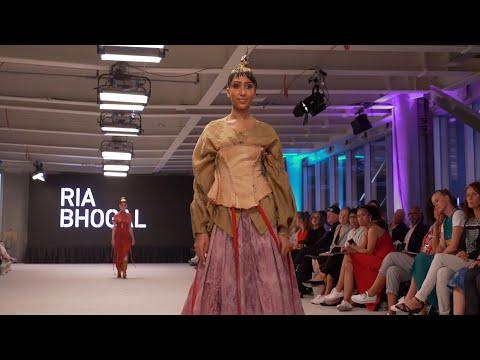 Study Fashion Design Bachelor Of Design Aut