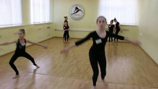 Видео-урок (май 2016г.) - филиал Центральный, группа по Спортивному Диско 8-16 лет