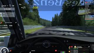 Assetto Corsa - Mercedes-Benz 190E EVO II Nordschleife -7:16.874 World Record