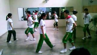 Philippine Folk Dance - Tiklos