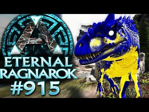 ARK #915 Eternal Ragnarok Mod Start ARK Deutsch / German / Gameplay