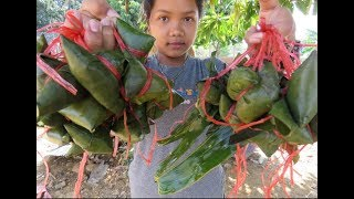 Awesome Cooking num chang kmer   Recipe Delicious    Village Food Factory