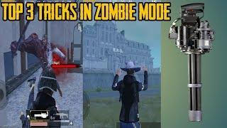 Secret Trick in Zombie Mode | Pubg Mobile
