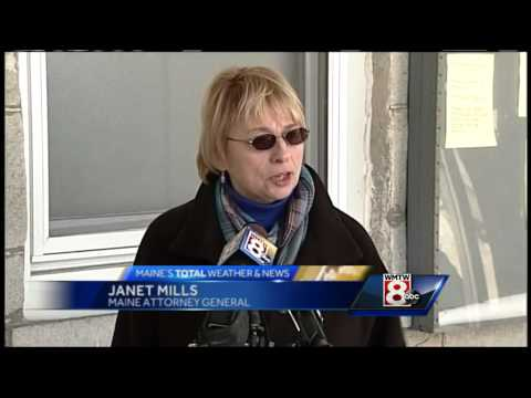 Maine attorney general announces S&P settlement