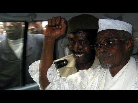 Coupable de crimes contre l'humanité, l'ancien président du Tchad Hissène Habré condamné à la prison à vie