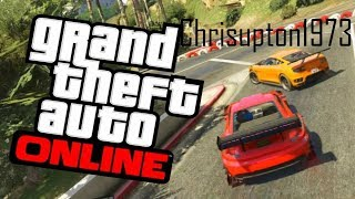 GRAND THEFT AUTO 5 WITH SUBS LIVE ON PS4