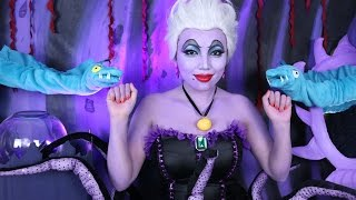 Disney's URSULA Makeup Tutorial thumbnail