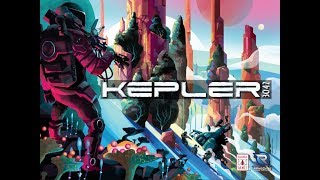 Kepler - 3042 : eXploration / eXpansion / eXploitation