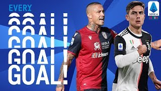 Dybala wins it Late and Nainggolan does it AGAIN! | EVERY Goal Round 12 | Serie A