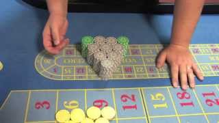 NGA: American Roulette Video Tutorials # 5  Stack Pushing and Paying Customers