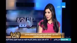 د.محمد حبيب : ثورة يونيو أطاحت بالمخطط الصهيوني والامريكي في مصر والإخوان كانوا أداة