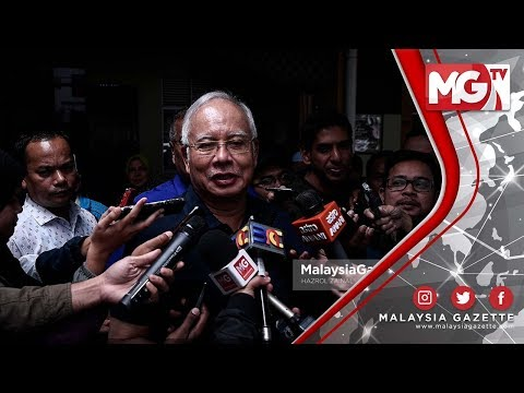 TERKINI : Kenapa Najib Kini Jadi Kaki Troll? Ini Jawapannya....