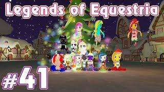 Шарфики, фейерверки, новогодние сказки - Legends of Equestria - #41