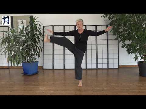 The Taoist movements in a flow. Die taoistischen Gesundheitsübungen - im Flow