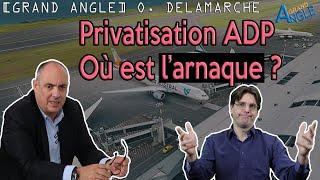 Privatisation AdP :