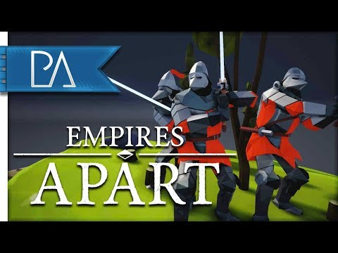 BYZANTINE EMPIRE MARCH TO WAR - Empires Apart Multiplayer Gameplay