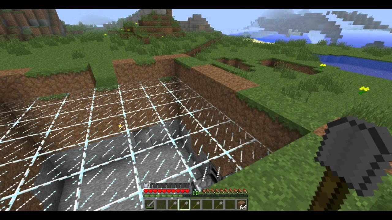 Lets play minecraft ep 4 idee n voor nieuwe huis youtube - Huis idee ...