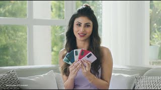 Mouni Roy loves the 5 stunning shades of Galaxy S20 FE!